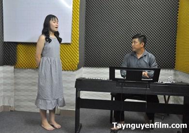 khóa học hát