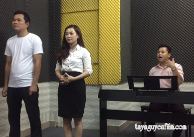Khóa học đào tạo ca sĩ