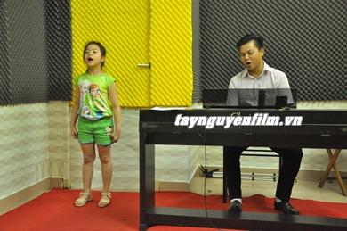 luyện hát trẻ em