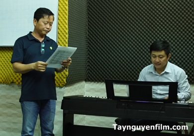 luyện thi tiếng hát mĩa xanh