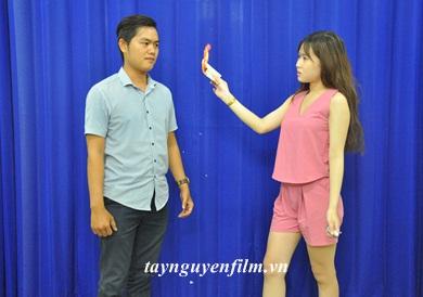 Lớp đào tạo diễn viên điện ảnh