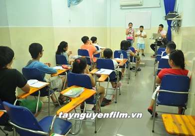 Khóa dạy làm MC Nhí Uy Tín
