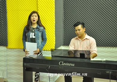 nơi dạy thanh nhạc tại TP.HCM