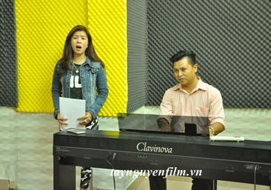 dạy thanh nhạc cơ bản