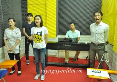 khóa luyện hát karaoke ngắn hạn
