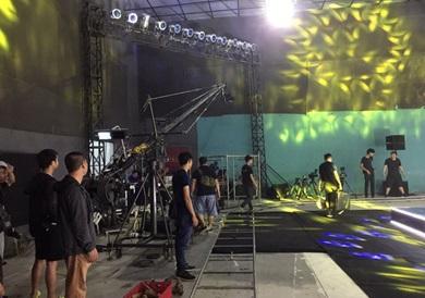 Dịch vụ quay mv sân khấu