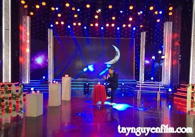 quay mv sân khấu