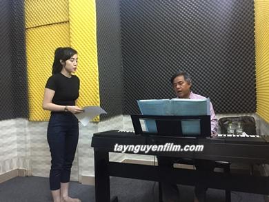 mở khóa học hát tháng 12 năm 2017