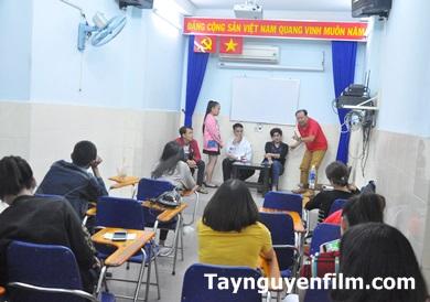 đăng ký học diễn viên