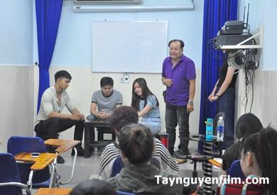 Lớp học diễn xuất