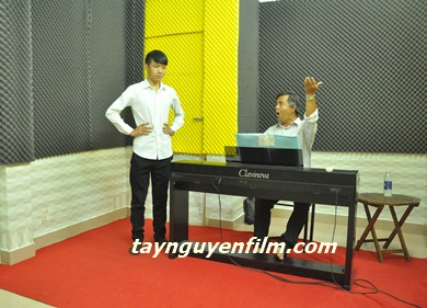 dạy thanh nhạc