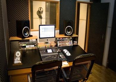 nơi thu âm chuyên nghiệp tại TP.HCM