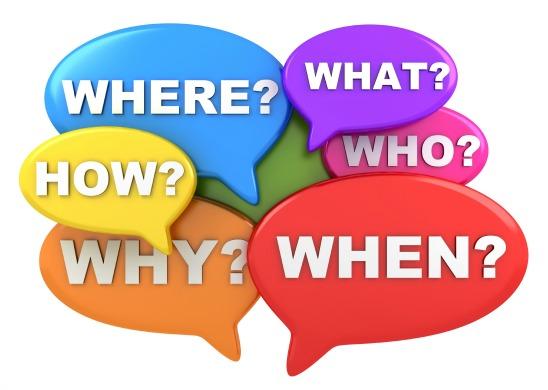 Cách đặt câu hỏi