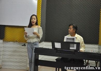 chiêu sinh khóa đào tạo ca sĩ tháng 5.2020