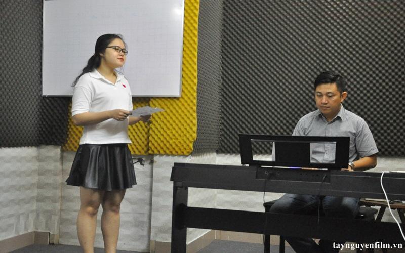 khóa học hát solo cùng bolero