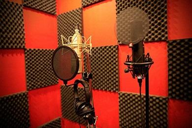 phòng thu âm chuyên nghiệp TNF STUDIO
