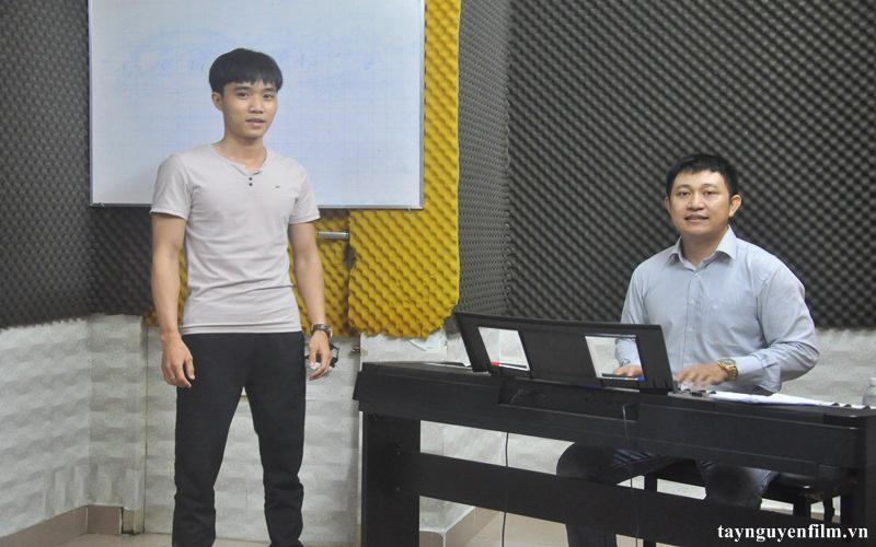 nơi luyện thi nhạc viên chất lượng