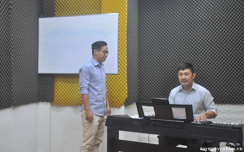 chiêu sinh khóa đào tạo ca sĩ tháng 3. 2021